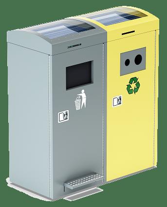 Binology SmartCity Separation Station Recycling